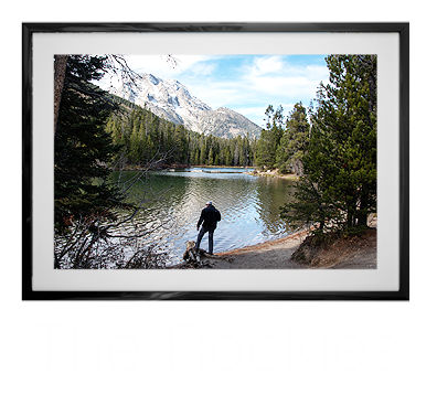 Liz Bugg - The Rockies Gallery